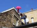 Climbing-roof