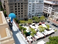 Greenmarket rooftop