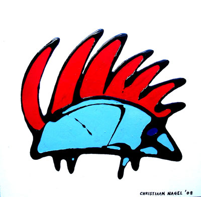 The-Porcupine-20by20cm