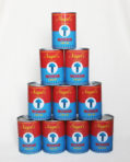 Canned Mushrooms – Blue (Ltd. Edition of 10)