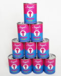 Canned Mushrooms – Pink (Ltd. Edition of 10)