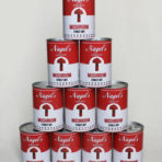 Canned Mushrooms – Red and White (Ltd. Edition of 10)